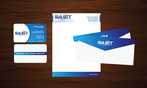 Sprint Advanced Systems Business Cards and Stationery  Draft # 166 by imahegrafix