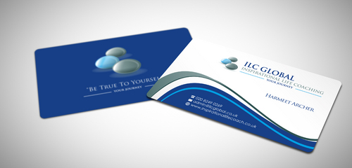 ILC Global Ltd Business Cards and Stationery  Draft # 35 by sevensky