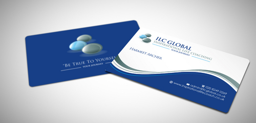 ILC Global Ltd Business Cards and Stationery  Draft # 37 by sevensky
