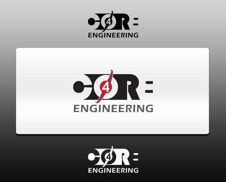 Core 4 Engineering A Logo, Monogram, or Icon  Draft # 97 by drakoer