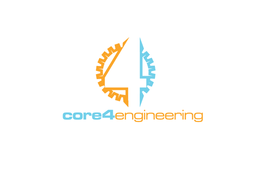 Core 4 Engineering A Logo, Monogram, or Icon  Draft # 98 by corei7
