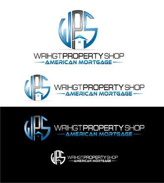 WPS American Mortgage A Logo, Monogram, or Icon  Draft # 66 by Ndazikil