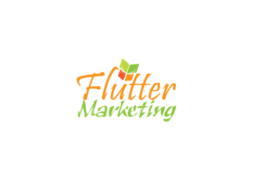 Flutter Marketing A Logo, Monogram, or Icon  Draft # 39 by JoseLuiz