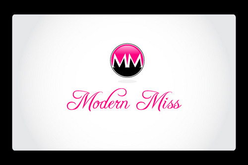 MODERN miss  A Logo, Monogram, or Icon  Draft # 57 by giddycardenas