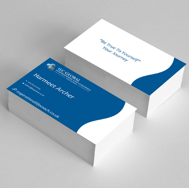 ILC Global Ltd Business Cards and Stationery  Draft # 44 by Ade13