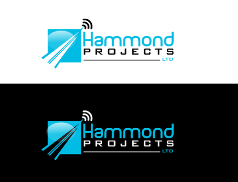 Hammond Projects .Ltd A Logo, Monogram, or Icon  Draft # 6 by neonlite