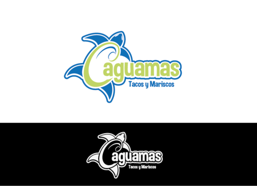 Caguamas A Logo, Monogram, or Icon  Draft # 10 by evgenyya