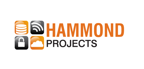 Hammond Projects .Ltd A Logo, Monogram, or Icon  Draft # 8 by neonlite