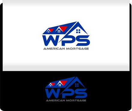 WPS American Mortgage A Logo, Monogram, or Icon  Draft # 79 by irdiya
