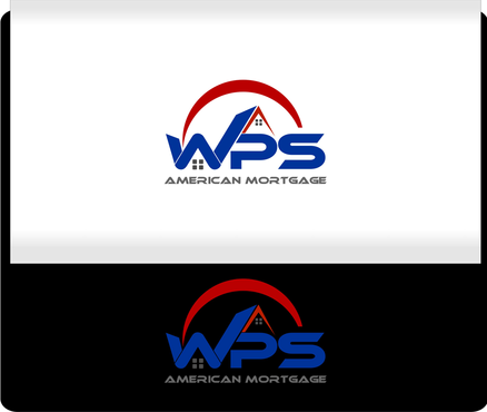 WPS American Mortgage A Logo, Monogram, or Icon  Draft # 80 by irdiya
