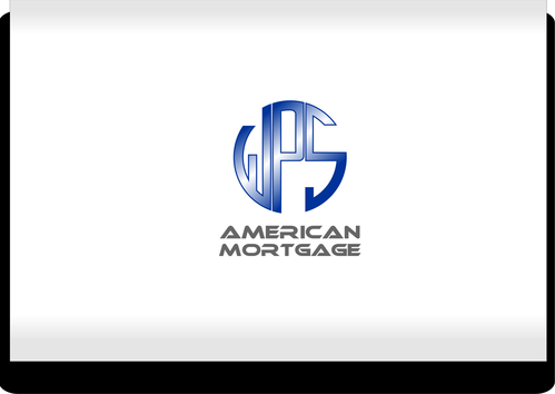 WPS American Mortgage A Logo, Monogram, or Icon  Draft # 84 by irdiya