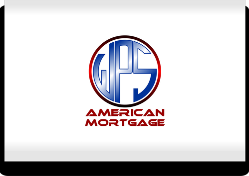 WPS American Mortgage A Logo, Monogram, or Icon  Draft # 86 by irdiya