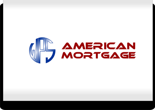 WPS American Mortgage A Logo, Monogram, or Icon  Draft # 87 by irdiya