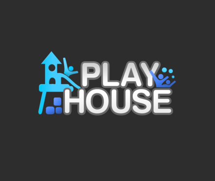 Playhouse A Logo, Monogram, or Icon  Draft # 63 by wendeesigns