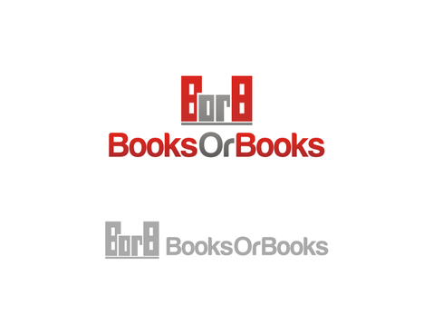 BooksOrBooks A Logo, Monogram, or Icon  Draft # 32 by odio99