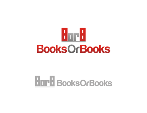 BooksOrBooks A Logo, Monogram, or Icon  Draft # 33 by odio99