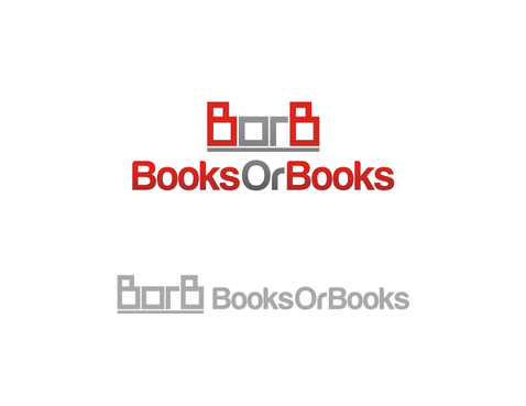 BooksOrBooks A Logo, Monogram, or Icon  Draft # 34 by odio99