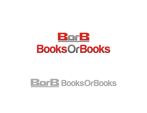 BooksOrBooks A Logo, Monogram, or Icon  Draft # 35 by odio99