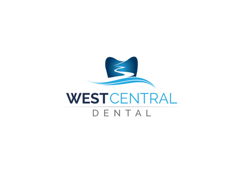 West Central Dental Logo Winning Design by yahoooooo