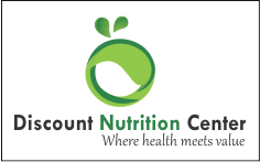 Discount Nutrition Center A Logo, Monogram, or Icon  Draft # 42 by OMR84