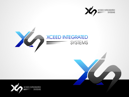 XCEED INTEGRATED SYSTEMS A Logo, Monogram, or Icon  Draft # 57 by unyildesign