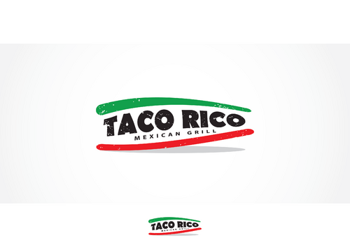 Taco Rico  A Logo, Monogram, or Icon  Draft # 5 by skysthelimit