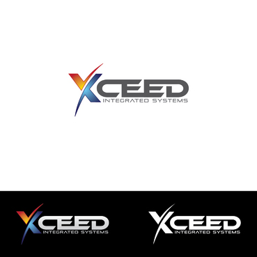 XCEED INTEGRATED SYSTEMS A Logo, Monogram, or Icon  Draft # 58 by satriyArt