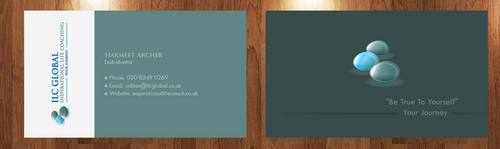 ILC Global Ltd Business Cards and Stationery  Draft # 132 by chiclops