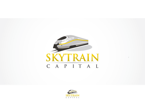 SKYTRAIN CAPITAL  A Logo, Monogram, or Icon  Draft # 5 by skysthelimit