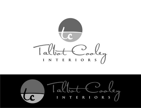 "Talbot Cooley [also want to see ideas incorporating the initials ""tc"" with Talbot Cooley] A Logo, Monogram, or Icon  Draft # 73 by nellie"