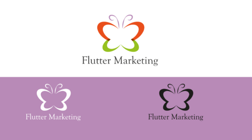 Flutter Marketing A Logo, Monogram, or Icon  Draft # 46 by anijams