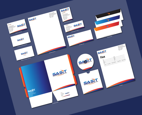 Sprint Advanced Systems Business Cards and Stationery  Draft # 167 by jpgart92