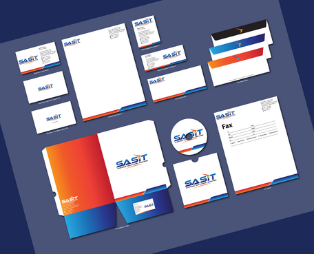 Sprint Advanced Systems Business Cards and Stationery  Draft # 168 by jpgart92