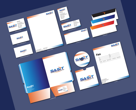 Sprint Advanced Systems Business Cards and Stationery  Draft # 169 by jpgart92