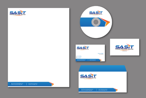 Sprint Advanced Systems Business Cards and Stationery  Draft # 177 by jpgart92