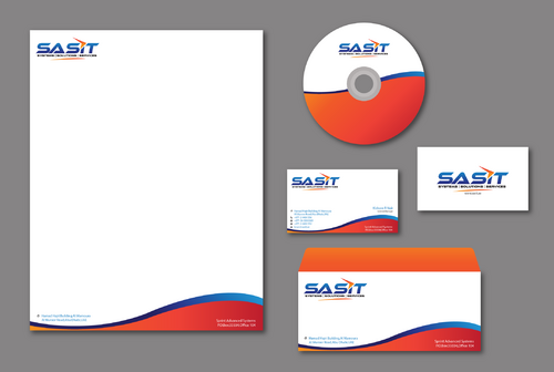 Sprint Advanced Systems Business Cards and Stationery  Draft # 179 by jpgart92