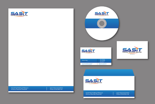Sprint Advanced Systems Business Cards and Stationery  Draft # 181 by jpgart92