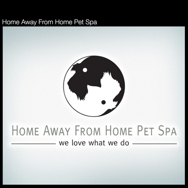 Home Away From Home Pet Spa /  montereypetspa.com A Logo, Monogram, or Icon  Draft # 38 by dunda