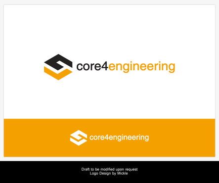 Core 4 Engineering A Logo, Monogram, or Icon  Draft # 124 by mickle
