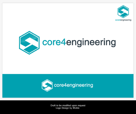 Core 4 Engineering A Logo, Monogram, or Icon  Draft # 127 by mickle