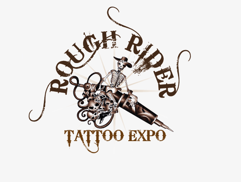 Rough Rider Tattoo Expo A Logo, Monogram, or Icon  Draft # 8 by studio88