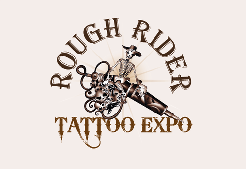 Rough Rider Tattoo Expo A Logo, Monogram, or Icon  Draft # 9 by studio88