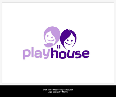 Playhouse A Logo, Monogram, or Icon  Draft # 71 by mickle