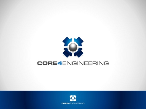 Core 4 Engineering A Logo, Monogram, or Icon  Draft # 131 by dekiedesign