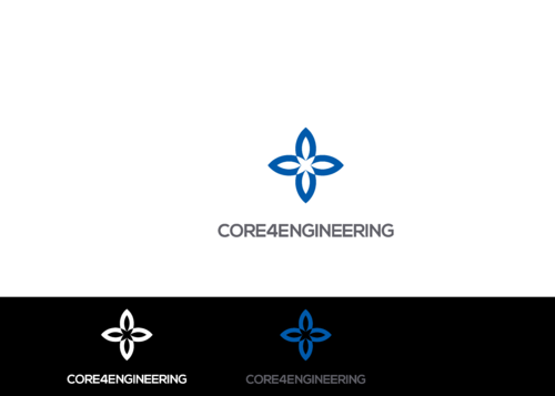 Core 4 Engineering A Logo, Monogram, or Icon  Draft # 133 by 02091983at