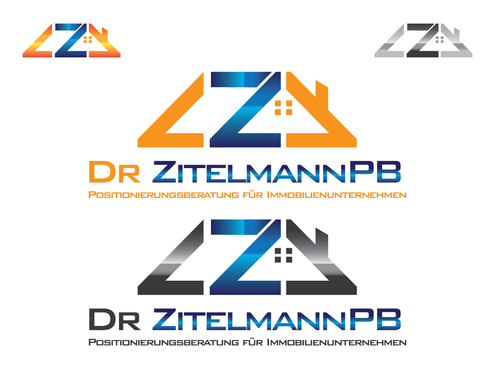 Dr. ZitelmannPB.  A Logo, Monogram, or Icon  Draft # 83 by ADCREATIVES