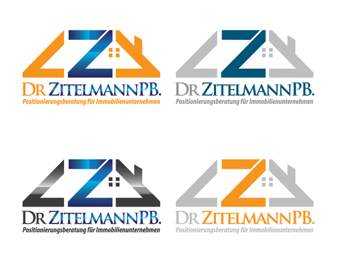 Dr. ZitelmannPB.  A Logo, Monogram, or Icon  Draft # 84 by ADCREATIVES
