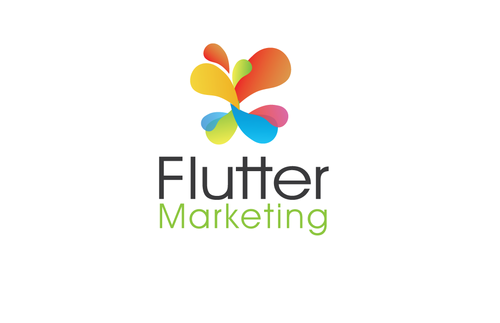 Flutter Marketing A Logo, Monogram, or Icon  Draft # 50 by JoseLuiz