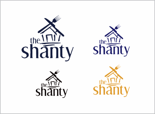 the shanty A Logo, Monogram, or Icon  Draft # 29 by odc69