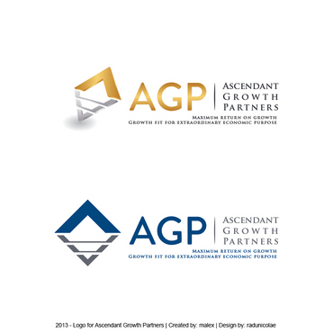 Ascendant Growth Partners A Logo, Monogram, or Icon  Draft # 10 by radunicolae